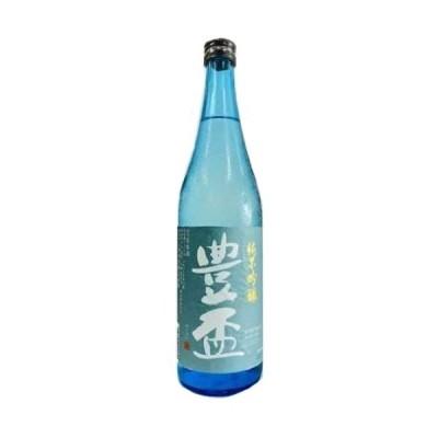【全国送料無料クール便】豊盃 純米吟醸 ブルー 720ml