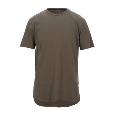 ラグアンドボーン RAG & BONE T シャツ ミリタリーグリーン XS コットン 100% T シャツ