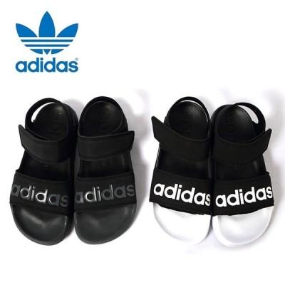 レディース/adidas originals/アディダスオリジナルス/ADILETTE SANDAL/アディレッタ/スポーツサンダル/2020春夏/色番:F35416,F35417