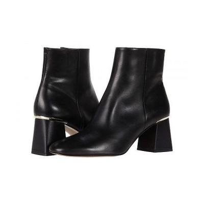 Ted Baker テッドベイカー レディース 女性用 シューズ 靴 ブーツ アンクル ショートブーツ Squarel - Black