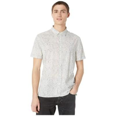 ジョンバルベイトス メンズ シャツ トップス Slim Fit Short Sleeve Sport Shirt W516W1