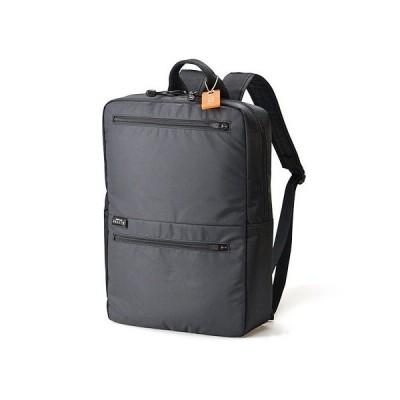 リュック・デイパック 日本製 ブランド BAGGEX D3O-ビジネス対応ディパック 耐衝撃・軽量・撥水 ネイビーXブルー ブラック
