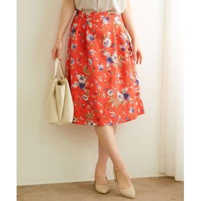 ROPE' PICNIC / フラワーブーケタックスカート WOMEN スカート > スカート