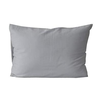ダブルガーゼ-ピロケース-(43x63cm枕用-シンプルなカバー-【和晒ダブルガーゼ】