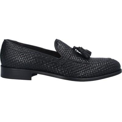 ブライアン デールズ BRIAN DALES メンズ ローファー シューズ・靴 loafers Black