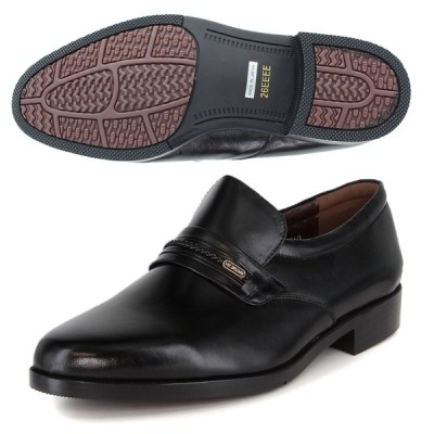 ムーンスター メンズファッション 紳士靴 ミスターブラウン コンフォートビジネス MB1249 黒 MOONSTAR MB1249-BLACK