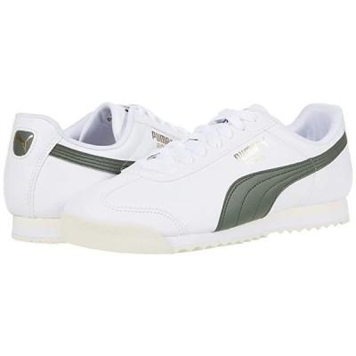 プーマ Roma Basic + メンズ スニーカー 靴 シューズ PUMA White/Thyme