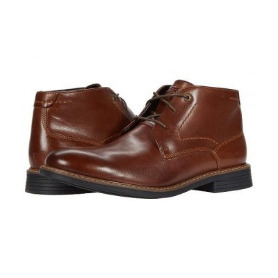 Rockport ロックポート メンズ 男性用 シューズ 靴 ブーツ チャッカブーツ Tailoring Guide Chukka - Dark Brown Leather