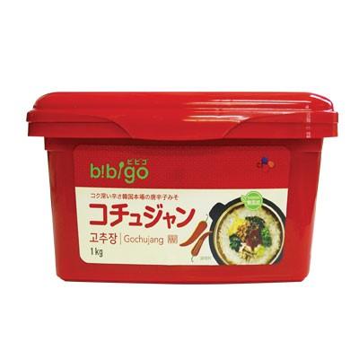 【ヘチャンドルから商品名・デザインがリニューアル】 『CJ』ビビゴコチュジャン 辛みそ(1kg) ゴチュジャン 韓国調味料 韓国料理 韓国食材 韓国食品