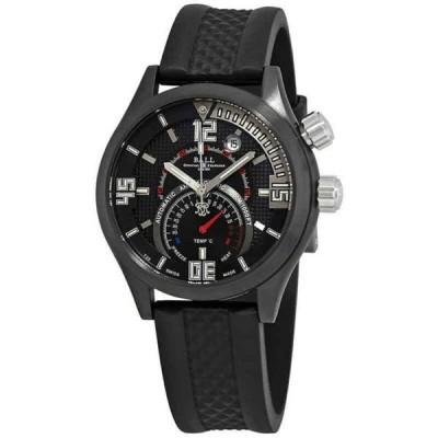 腕時計 ボール メンズ Ball Engineer Master II Diver TMT Automatic Men's Watch DT1020A-PAJ-BK