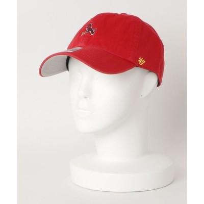 帽子 キャップ 【47Brand】Cardinals Base Runner Icon '47 CLEAN UP