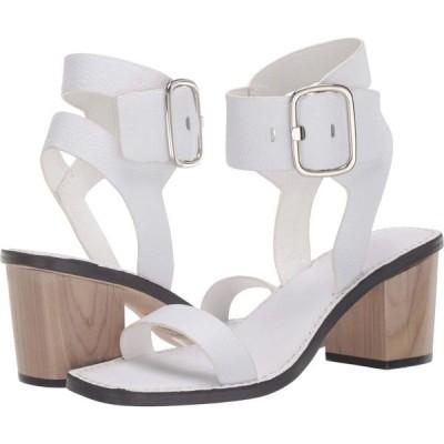 シガーソン モリソン Sigerson Morrison レディース サンダル・ミュール シューズ・靴 Dalila White Leather