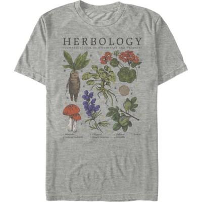 フィフス サン Fifth Sun メンズ Tシャツ トップス Harry Potter Hogwarts Herbology T-Shirt athletic heather