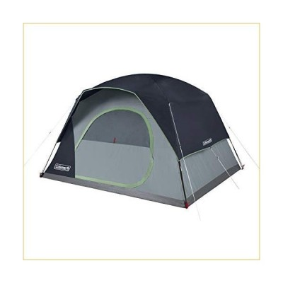 Coleman 6-Person Skydome Camping Tent, Blue 並行輸入品
