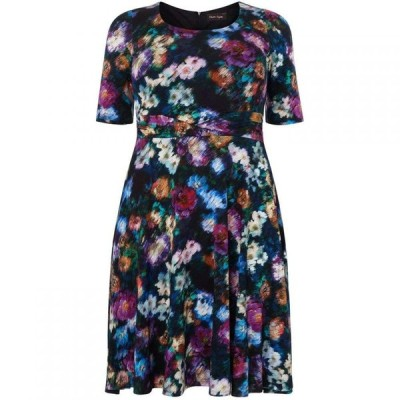 スタジオ8 Studio 8 レディース ワンピース ワンピース・ドレス Macie print dress Multi-Coloured