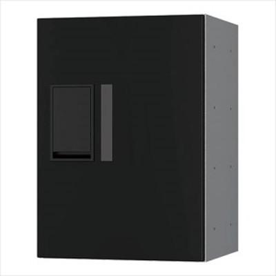ナスタ   プチ宅  集合住宅向け宅配ボックス 本体   前入前出/機械式  400×280×407   KS