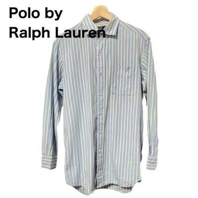 Polo by Ralph Lauren ポロ ラルフローレン ストライプシャツ カジュアルシャツ