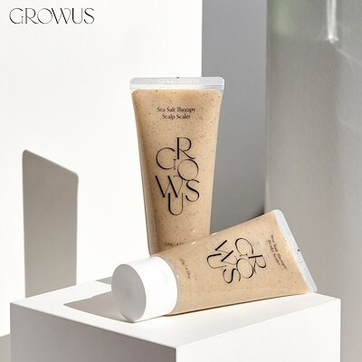 [GROWUS_グローアス公式]セラピースカルプスケーラーシャンプー/韓国/頭皮ケア/ヘアケア