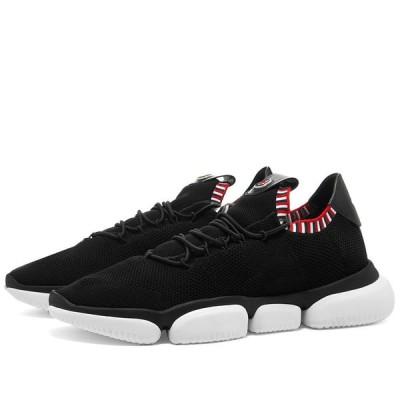 モンクレール Moncler メンズ スニーカー シューズ・靴 Bubble Sneaker Black