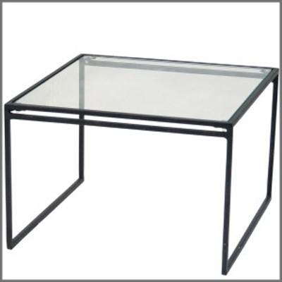 ディスプレイラック ガラス 収納ラック 棚 シェルフ ジョセフアイアン ディスプレイガラススタンド SQUARE