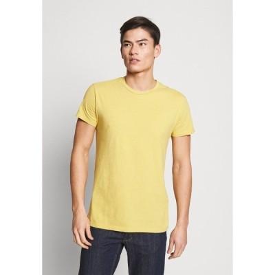 サムスサムス Tシャツ メンズ トップス KRONOS  - Basic T-shirt - olivenite