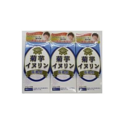 サンヘルス[3個パック] 菊芋イヌリン(2.5g×10包)
