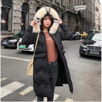 通勤 OL オフィス 着痩せ ファッション 冬 防寒 ダウンコート 中綿 ダウンジャケット 女性 ロング丈 アウター 軽量 防風 キレイめ 暖かい