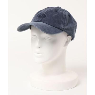 IO / FRUIT OF THE LOOM /  LOGO PIGMENT LOW CAP-14735300 MEN 帽子 > キャップ