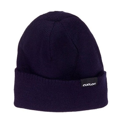 CuglogアクリルニットAconcagua Reversible Slouchy Beanie Hat カラー: ブルー【並行輸入品】