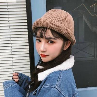 ニット帽子 レディース ニットキャップ 帽子 防寒 耳あて付 アウトドア 普段使いに 柔らかい オシャレ 小顔効果 かわいい