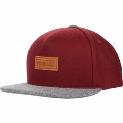 ペンドルトン Pendleton レディース 帽子 Wool Mixed Hat Peony/Grey