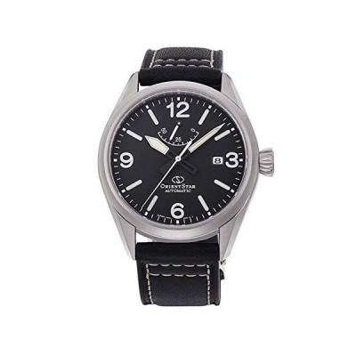 [オリエント時計] 腕時計 オリエントスター スポーツ アウトドア パワーリザーブ50時間 RK-AU0210B メンズ ブラウン