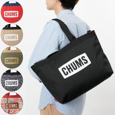 CHUMS チャムス Recycle CHUMS Logo Tote Bag リサイクルチャムスロゴトートバッグ 2021年春夏 鞄 かばん CH60-3129