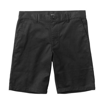 RVCA ストレッチショートパンツ メンズ 週末用 US サイズ: 33 カラー: ブラック