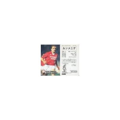 中古スポーツ 374 [Jリーグ選手カード] : ルンメニゲ