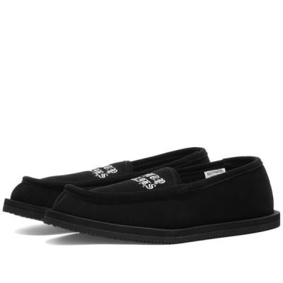 ワコマリア Wacko Maria メンズ シューズ・靴 x Suicoke Deebo Shoes Black