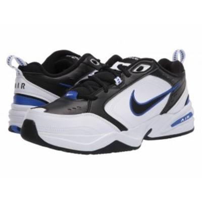 Nike ナイキ メンズ 男性用 シューズ 靴 スニーカー 運動靴 Air Monarch IV Black/Black/White【送料無料】