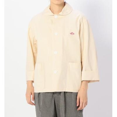 【ビショップ/Bshop】 【DANTON】丸襟シングルジャケット WOMEN