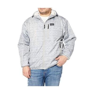 マンチェス フリース 大きいサイズ タフタ裏ボアフリースジャケット メンズ 1011539351 グレー 日本 3L (日本サイズ3L相当)