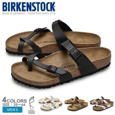 ビルケンシュトック サンダル メンズ レディース マヤリ BIRKENSTOCK コンフォートサンダル ブラック 黒 ホワイト 白 おしゃれ 靴 ブランド