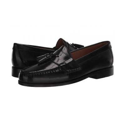 Johnston & Murphy ジョーンストンアンドマーフィー メンズ 男性用 シューズ 靴 ローファー Tassel Loafer - Black