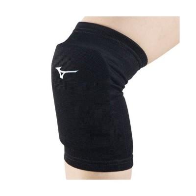 即納 ネコポス対応 ミズノ/MIZUNO バレーボール 膝サポーター 1個入り V2MY800209 ブラック