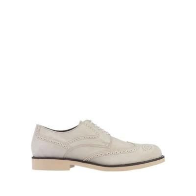 トッズ TOD'S メンズ シューズ・靴 laced shoes Beige