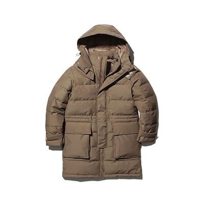 <Snow Peak/スノーピーク> ダウンコート FR Down Coat JK 19AU002 Brown【三越伊勢丹/公式】