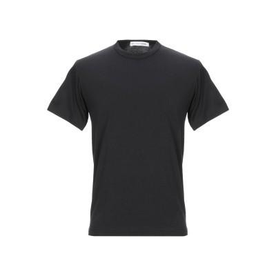 COMME des GARÇONS SHIRT T シャツ ブラック S コットン 100% T シャツ