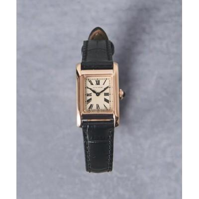 腕時計 <UNITED ARROWS>スクエア 腕時計†