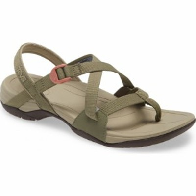 テバ TEVA レディース サンダル・ミュール シューズ・靴 Ascona Sandal Burnt Olive