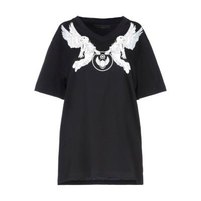 フランキー モレロ FRANKIE MORELLO T シャツ ブラック XS コットン 100% T シャツ