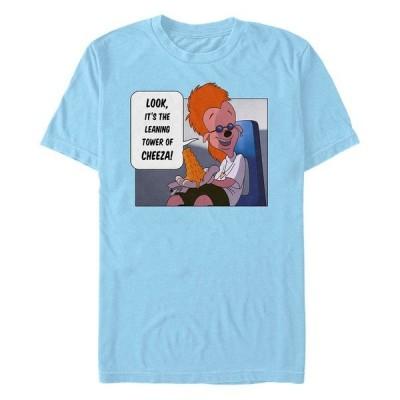フィフスサン Tシャツ トップス メンズ Men's Tower Of Cheeza Short Sleeve T-Shirt White