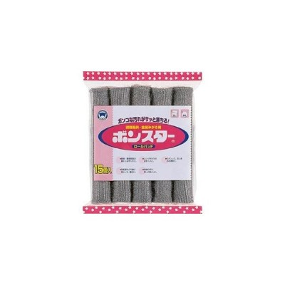 ds-2302194 (まとめ)ボンスター ロールパッド B-0061袋(15個)【×20セット】 (ds2302194)